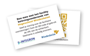 Windesheim-QR-kaart